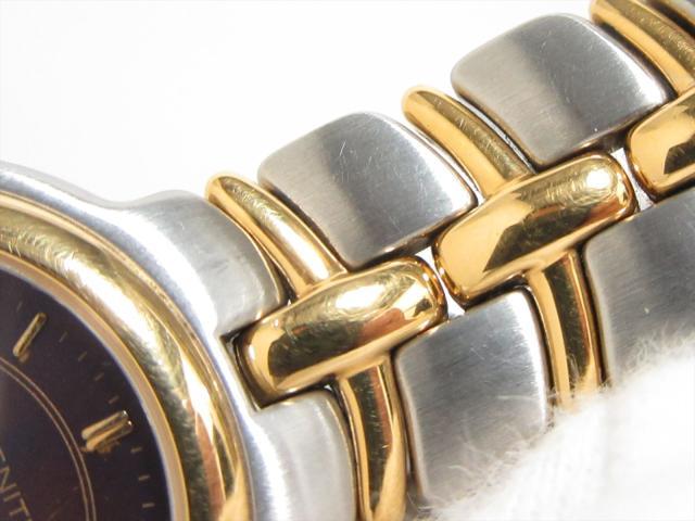 ZENITH(제니스)/아크로폴리스 손목시계 워치/쿼츠/퍼플/스테인레스 스틸(SS) xGP/(59.7000. 295) 브랜드 오프 생일 선물 화이트 데이 답례 기프트