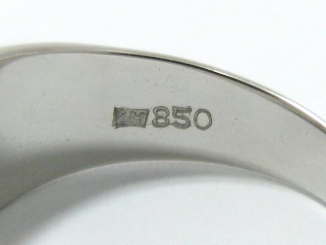 JEWELRY(쥬얼리)/다이아몬드 링 반지/링/PM850 백금 다이아몬드( 0.14 ct )//13. 5호 브랜드 오프