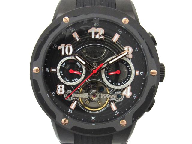 x | 【新品】(H017BBBK)【新品】 ステンレススチール(SS) SONNE(ゾンネ) ウレタンラバー 腕時計 ゾンネ BRANDOFF ブランドオフ ホワイト