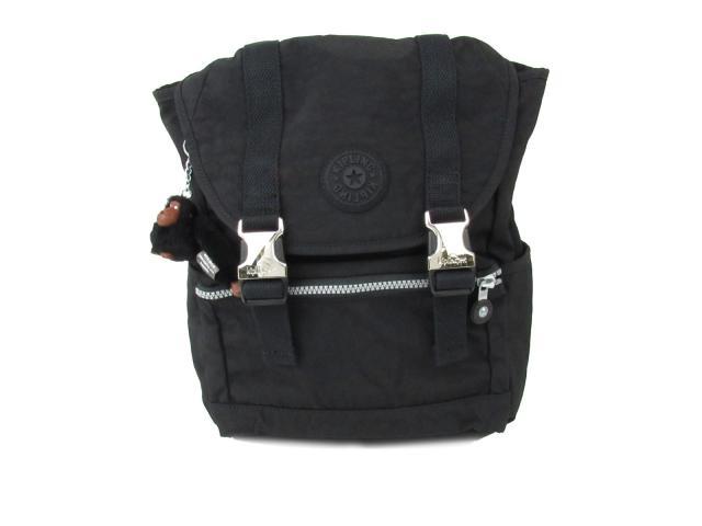 キプリング リュックサック バックパック レディース ナイロン ブラック (K02775900) | Kipling ブランド ブランドバッグ バッグ リュック 通学 バック カバン BAG