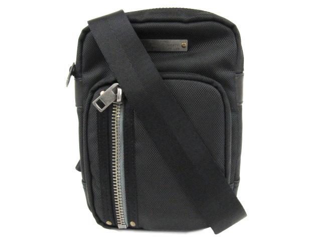 ディーゼル GEAR CROSS ショルダーバッグ メンズ ポリエステル x ポリウレタン ブラック x 03778P0881H1669 | DIESEL ショルダー 肩掛け バッグ バック BAG 鞄 カバン ブランドバッグ 新品 ブランド ブランドオフ BRANDOFF