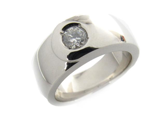 【中古】【送料無料】ジュエリー ダイヤモンド リング 指輪 レディース PT900 プラチナ x ダイヤモンド(0.367ct) | JEWELRY リング リング ダイヤ ダイヤモンド 美品 ブランドオフ BRANDOFF 美品 ボーナス