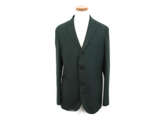 【中古】セレクション BOGLIOLI ジャケット メンズ ウール グリーン | SELECTION 衣類 美品 ブランド ブランドオフ BRANDOFF