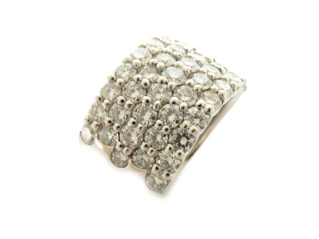 【中古】【送料無料】ジュエリー ダイヤモンド リング 指輪 PT950 プラチナ×ダイヤモンド(5.00ct) シルバー | JEWELRY リング リング ダイヤ ダイヤモンド 美品 ブランドオフ BRANDOFF 美品 ボーナス