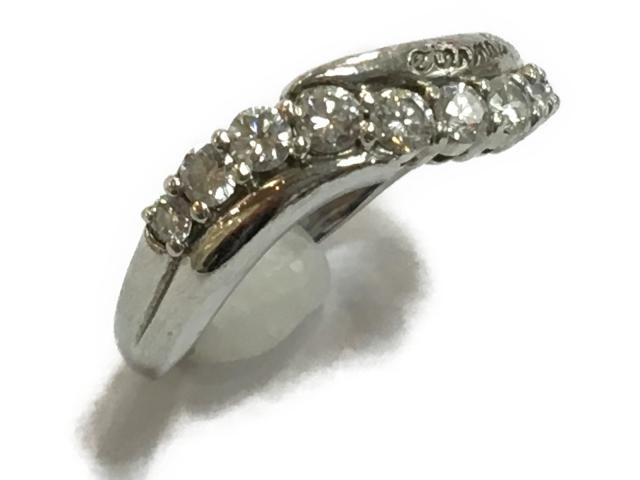 【中古】【送料無料】ジュエリー ジュエリー ダイヤモンド リング 指輪 レディース PT900 プラチナ×ダイヤモンド(0.50ct) | JEWELRY リング ダイヤ ダイヤモンドリング リング 美品 ブランドオフ BRANDOFF 美品 ボーナス