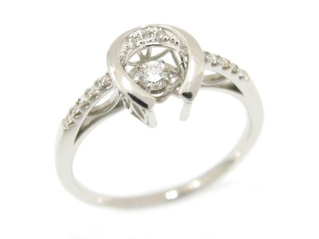 【送料無料】ジュエリー ダイヤモンド リング 指輪PT900 プラチナ x ダイヤモンド (0.13ct) | JEWELRY リング メンズ レディース ブランドオフ BRANDOFF ボーナス