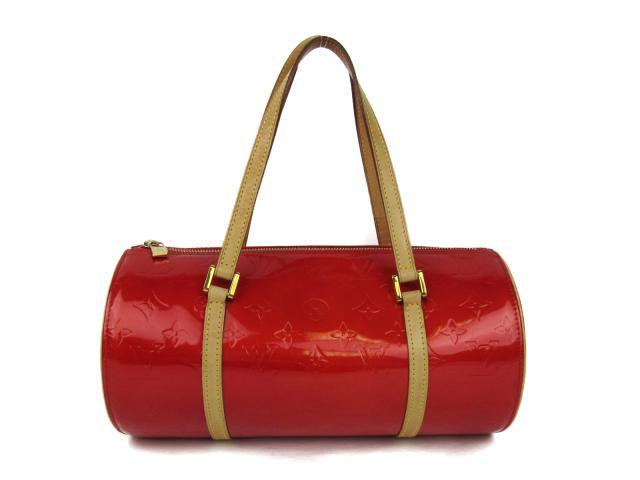 【中古】ルイヴィトン ベッドフォード ショルダーバッグ レディース ヴェルニ ルージュ (M91328) | LOUIS VUITTON ヴィトン ビトン ショルダーバック ショルダー 肩掛け バッグ バック カバン 鞄 BAG ブランドバック ブランドバッグ ブランド ブランドオフ BRANDOFF 美品