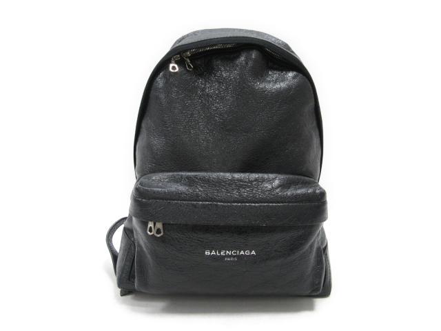 【中古】【送料無料】バレンシアガ リュックサック メンズ レディース レザー (409010) | BALENCIAGA リュックサック バッグ バック BAG 鞄 カバン ブランドバッグ ブランド ブランドオフ BRANDOFF