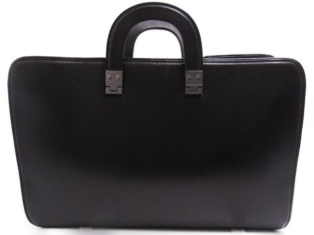 【中古】【送料無料】ブルガリ ブリーフケース ビジネスバッグ メンズ レディース レザー ブラウン | BVLGARI ビジネスバッグ バッグ バック BAG 鞄 カバン ブランドバッグ 美品 ブランド ブランドオフ BRANDOFF