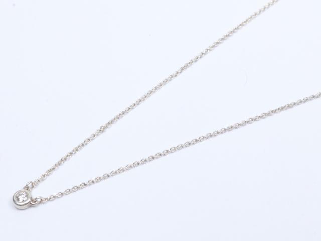【中古】ティファニー ネックレス レディース シルバー (925) | TIFFANY&CO ネックレス ネックレス 美品 ブランド ブランドオフ BRANDOFF