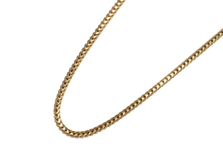 【中古】【送料無料】ジュエリー ネックレス レディース K18YG(750) イエローゴールド | JEWELRY ネックレス 美品 ブランドオフ BRANDOFF
