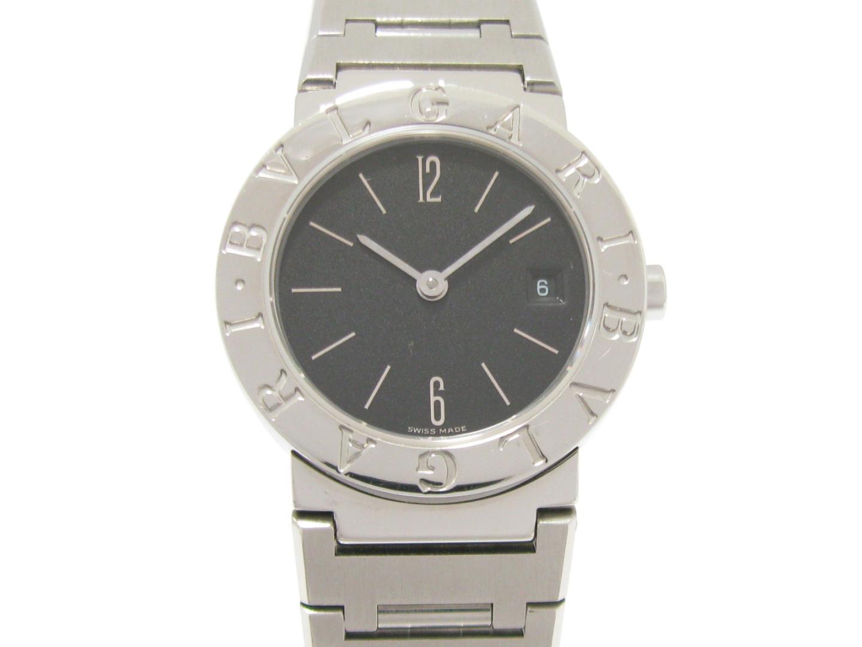 【中古】【送料無料】ブルガリ ブルガリ ブルガリ ウォッチ 腕時計 レディース ステンレススチール(SS) (BB26SSD) | BVLGARI クオーツ WATCH 時計 美品 ブランド ブランドオフ BRANDOFF