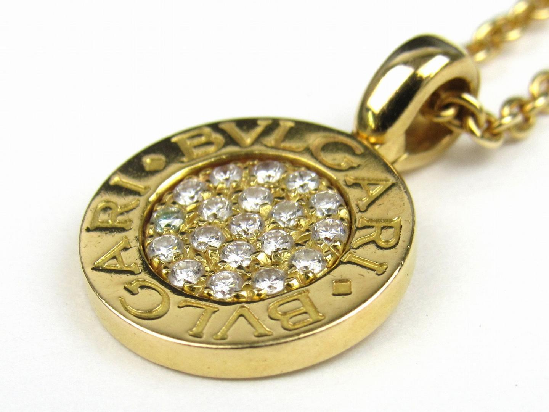 online retailer 0ab2e 9af3c イエローゴールドxダイヤモンド K18YG(750) ブルガリブルガリ ...