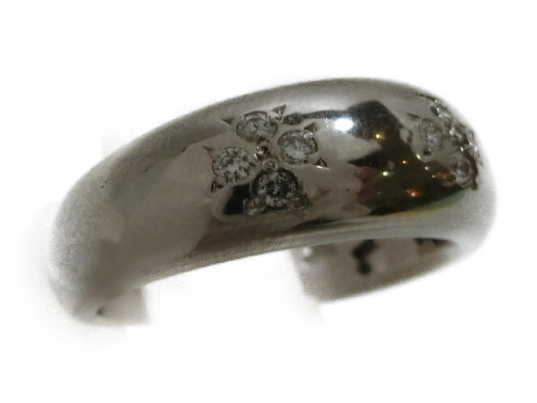 【中古】【送料無料】ジュエリー ダイヤモンドリング 指輪 レディース PT900 プラチナ×ダイヤモンド(D0.15ct) | JEWELRY リング 美品 ブランドオフ BRANDOFF