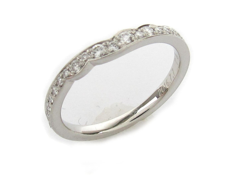 【中古】【送料無料】ジュエリー ダイヤモンド リング 指輪 レディース PT950 プラチナ x ダイヤモンド | JEWELRY リング 美品 ブランドオフ BRANDOFF
