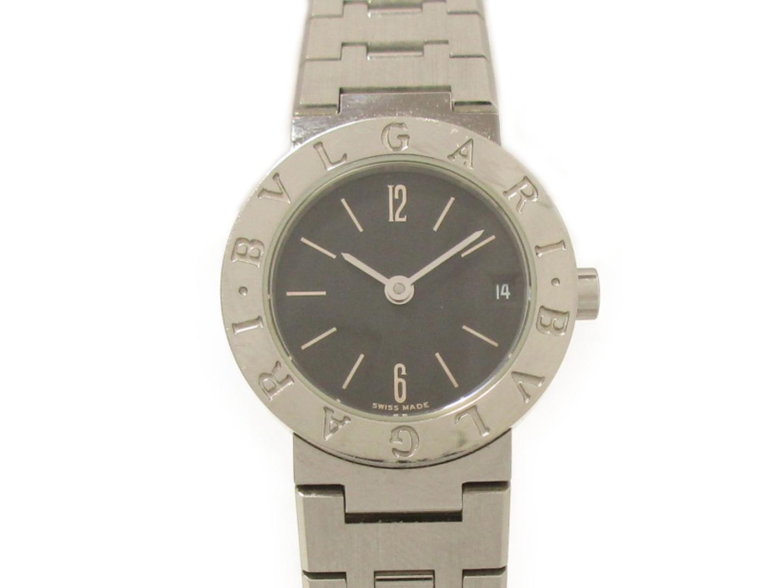 【中古】【送料無料】ブルガリ ブルガリ ブルガリ 腕時計 ウォッチ レディース ステンレススチール(SS) (BB23SS) | BVLGARI クオーツ 時計 WATCH 美品 ブランド ブランドオフ BRANDOFF