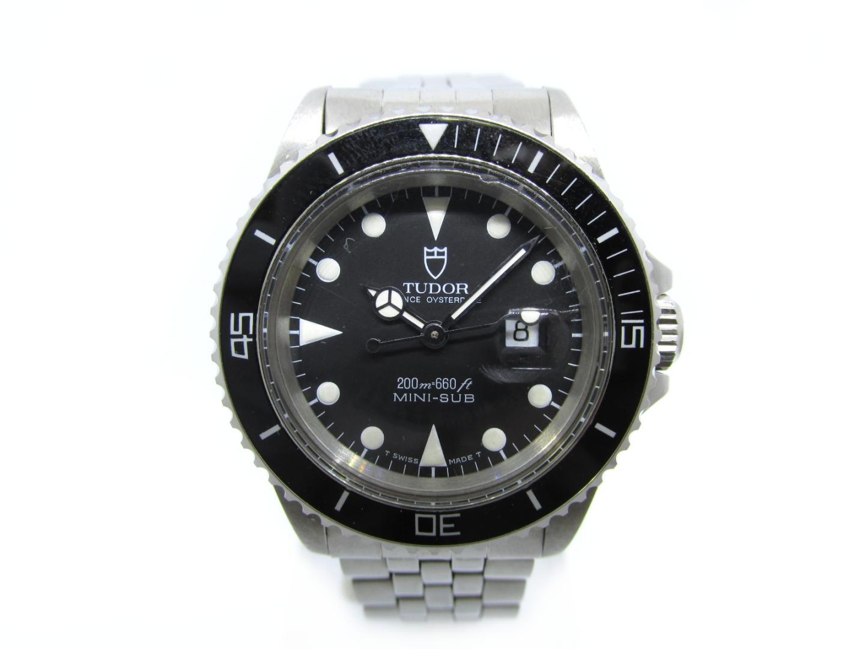 【中古】【送料無料】チュードル ミニサブマリーナ 腕時計 ウォッチ ボーイズ メンズ レディース ステンレススチール(SS) シルバー (73090) | TUDOR オートマチック 自動巻き 時計 WATCH ブランド ブランドオフ BRANDOFF