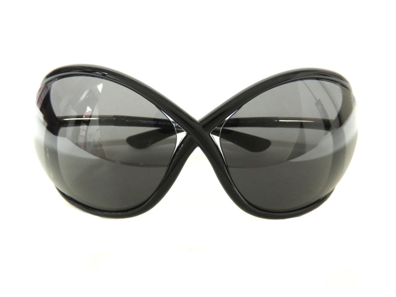 【中古】セレクション トムフォード サングラス メンズ プラスチック ブラック (LF2341342) | トムフォード TOM FORD サングラス 美品 ブランド ブランドオフ BRAND OFF