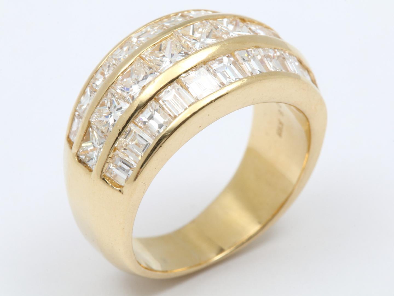 【中古】【送料無料】ジュエリー ダイヤモンド リング 指輪 レディース K18YG(750) イエローゴールド x ダイヤモンド(3.08ct) | JEWELRY リング 美品 18K K18 18金 ブランドオフ BRAND OFF