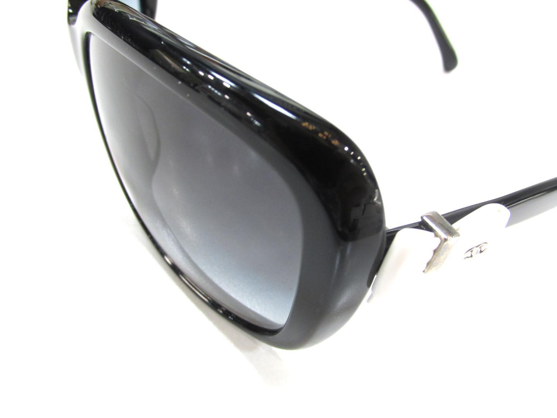 シャネル サングラス レディース プラスチック ブラックCHANEL サングラス サングラス 美品 ブランドオフedorxCB
