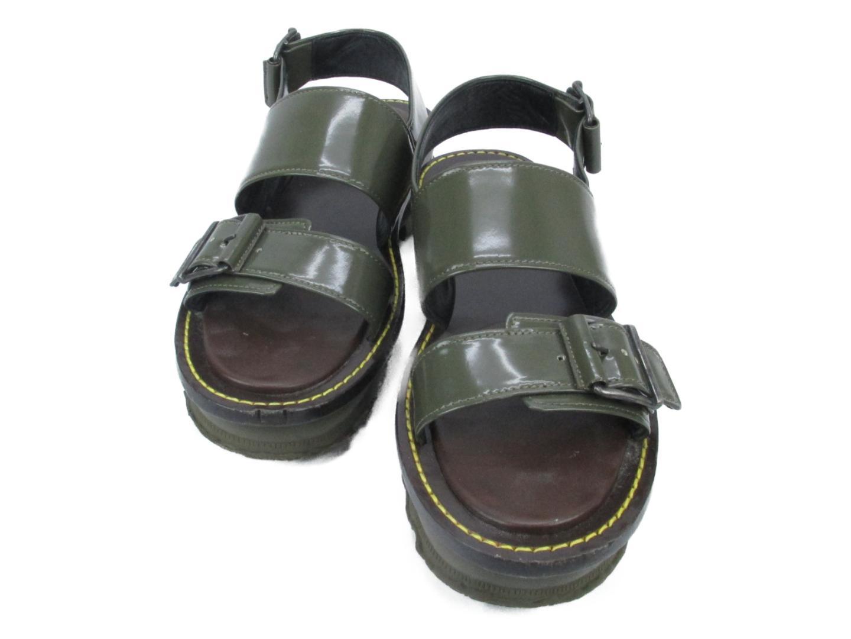 【中古】 セレクション MARNI サンダル レディース パテント | SELECTION くつ 靴 MARNI サンダル 美品 ブランドオフ BRANDOFF