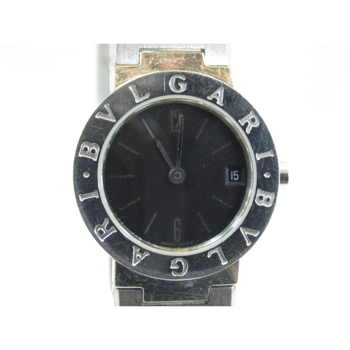 【中古】 ブルガリ ブルガリ ブルガリ 腕時計 レディース ステンレススチール (SS) (BB23SS)   BVLGARI クオーツ 時計 ブルガリ ブルガリ 美品 ブランドオフ