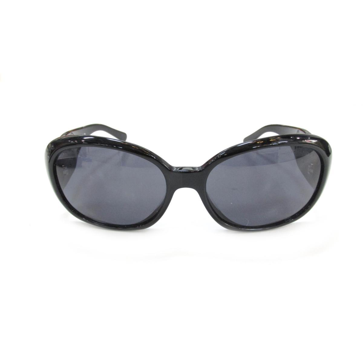 【中古】 シャネル サングラス レディース プラスチック ブラック   CHANEL サングラス サングラス 美品 ブランドオフ BRANDOFF