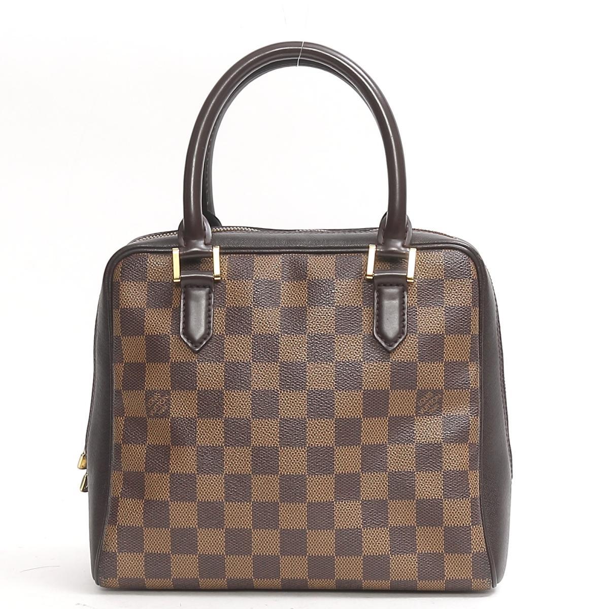 【中古】 ルイヴィトン ブレラ ハンドバッグ レディース ダミエ (N51150)   LOUIS VUITTON ヴィトン ビトン ルイ・ヴィトン ハンドバック バッグ バック カバン 鞄 BAG ブランドバッグ ブランドバック ブランドオフ