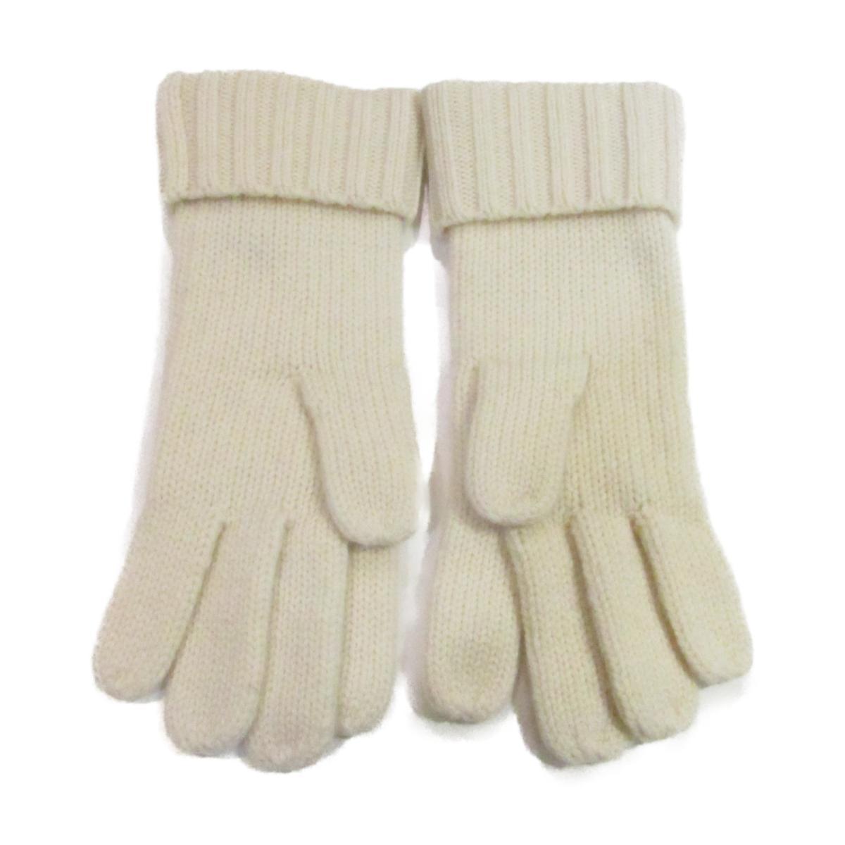 【中古】 シャネル 手袋 レディース カシミア | CHANEL 手袋 手袋 美品 ブランドオフ