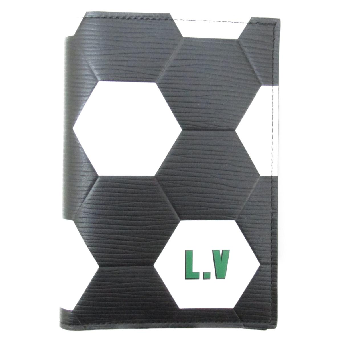 ルイヴィトン クーヴェルテュール・パスポール パスポートケース メンズ レディース エピ ノワール (M63374)   LOUIS VUITTON ヴィトン ビトン ルイ・ヴィトン パスケース クーヴェルテュール・パスポール 新品 ブランドオフ