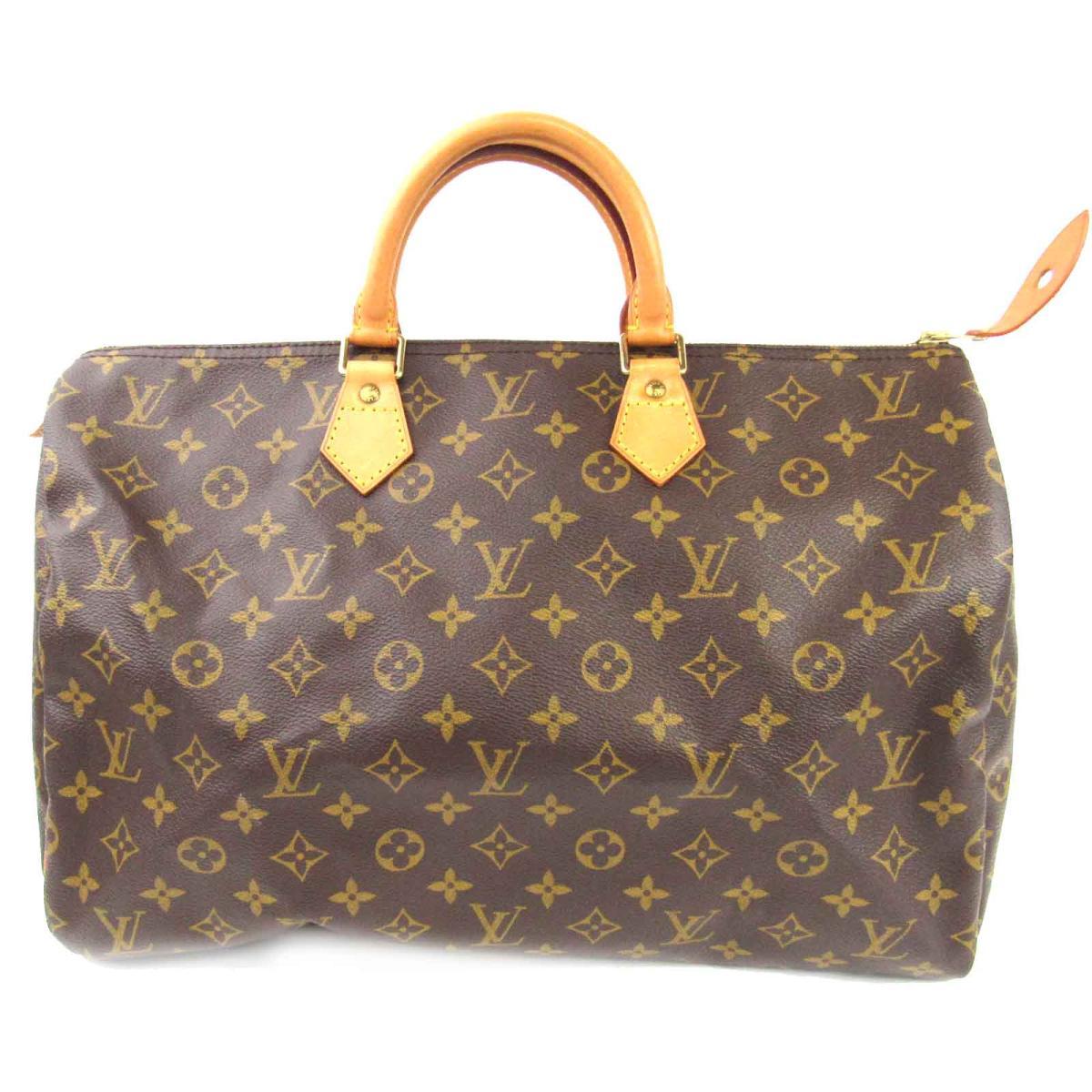 【中古】 ルイヴィトン スピーディ40 ハンドバッグ メンズ レディース モノグラム (M41522) | LOUIS VUITTON ヴィトン ビトン ルイ・ヴィトン ハンドバック バッグ バック BAG 鞄 カバン ブランドバッグ ブランドバック 美品 ブランドオフ