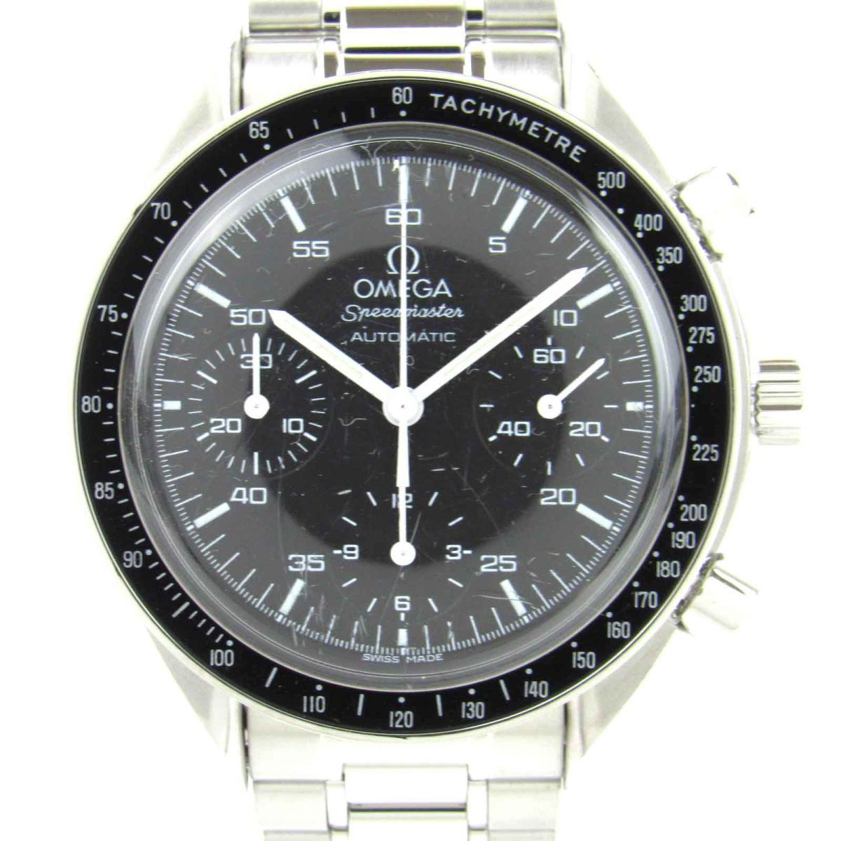 【中古】 オメガ スピードマスター ウォッチ 腕時計 メンズ ステンレススチール (SS) (3510.50) | OMEGA ブランドオフ ブランド ブランド時計 ブランド腕時計 時計