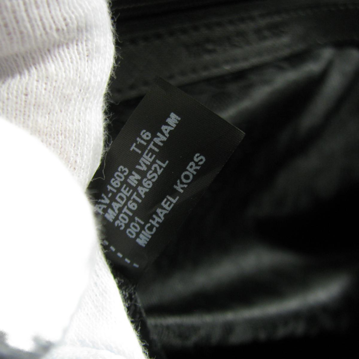 マイケルコース 2wayショルダーバッグ ハンドバッグ レディース レザー ブラック30T6TA6S2LMICHAEL KORS バッグ バック BAG カバン ブランドバッグ ブランドバック 新品 ブランドオフkiPZXu