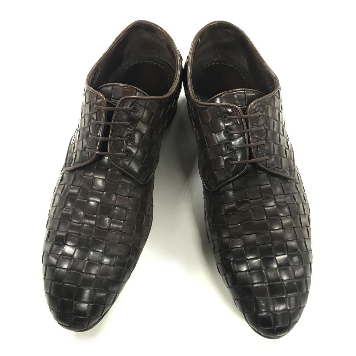 【中古】 ルイヴィトン レザーシューズ 靴 メンズ レザー | LOUIS VUITTON ヴィトン ビトン ルイ・ヴィトン くつ 靴 レザーシューズ ブランドオフ