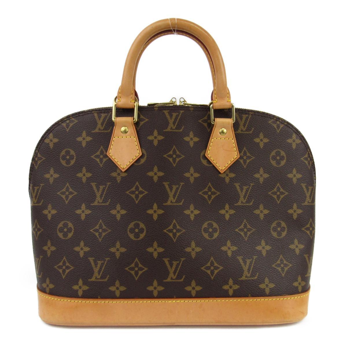 【中古】 ルイヴィトン アルマ ハンドバッグ レディース モノグラム (M51130)   LOUIS VUITTON ヴィトン ビトン ルイ・ヴィトン ハンドバック バッグ バック BAG カバン 鞄 ブランドバッグ ブランドバック 美品 ブランドオフ