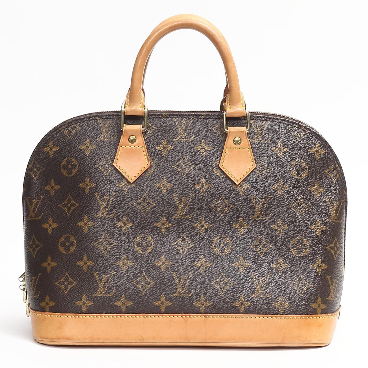 【中古】 ルイヴィトン アルマ ハンドバッグ レディース モノグラム (M51130)   LOUIS VUITTON ヴィトン ビトン ルイ・ヴィトン ハンドバック バッグ バック BAG 鞄 カバン ブランドバッグ ブランドバック ブランドオフ