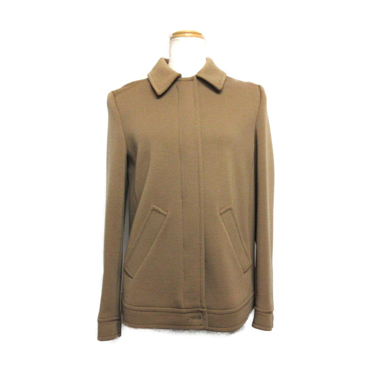 【中古】 プラダ 3ピース ジャケット レディース 100% ウール キャメル | PRADA 衣類 3ピースジャケット 美品 ブランドオフ