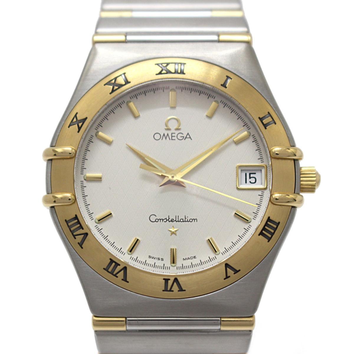 【中古】 オメガ コンステレーション メンズウォッチ 腕時計 メンズ ステンレススチール (SS) (1312.30) | OMEGA クオーツ クォーツ 時計 コンステレーション ブランドオフ