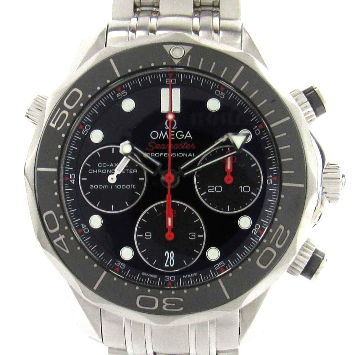 【中古】 オメガ シーマスター プロフェッショナル ウォッチ 腕時計 メンズ ステンレススチール (SS) (212.30.42.50.01.001) | OMEGA BRANDOFF ブランドオフ ブランド ブランド時計 ブランド腕時計 時計