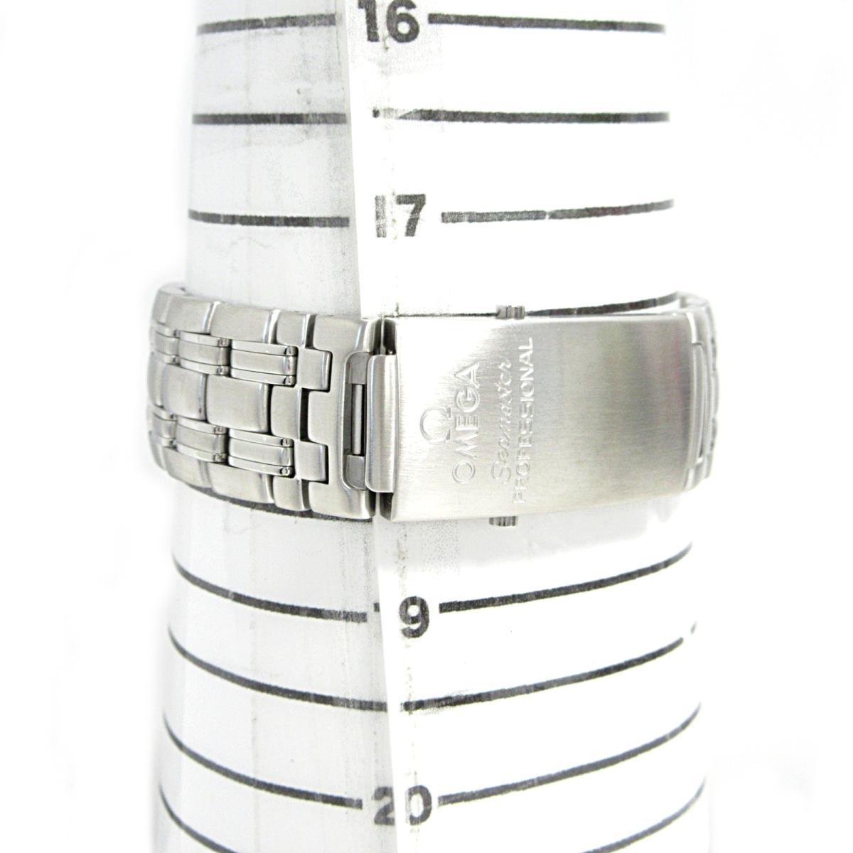 オメガ シーマスター プロフェッショナル 腕時計 ウォッチ メンズ レディース ステンレススチールSS2531 80OMEGA BRANDOFF ブランドオフ ブランド ブランド時計 ブランド腕時計 時計2WYE9IDH
