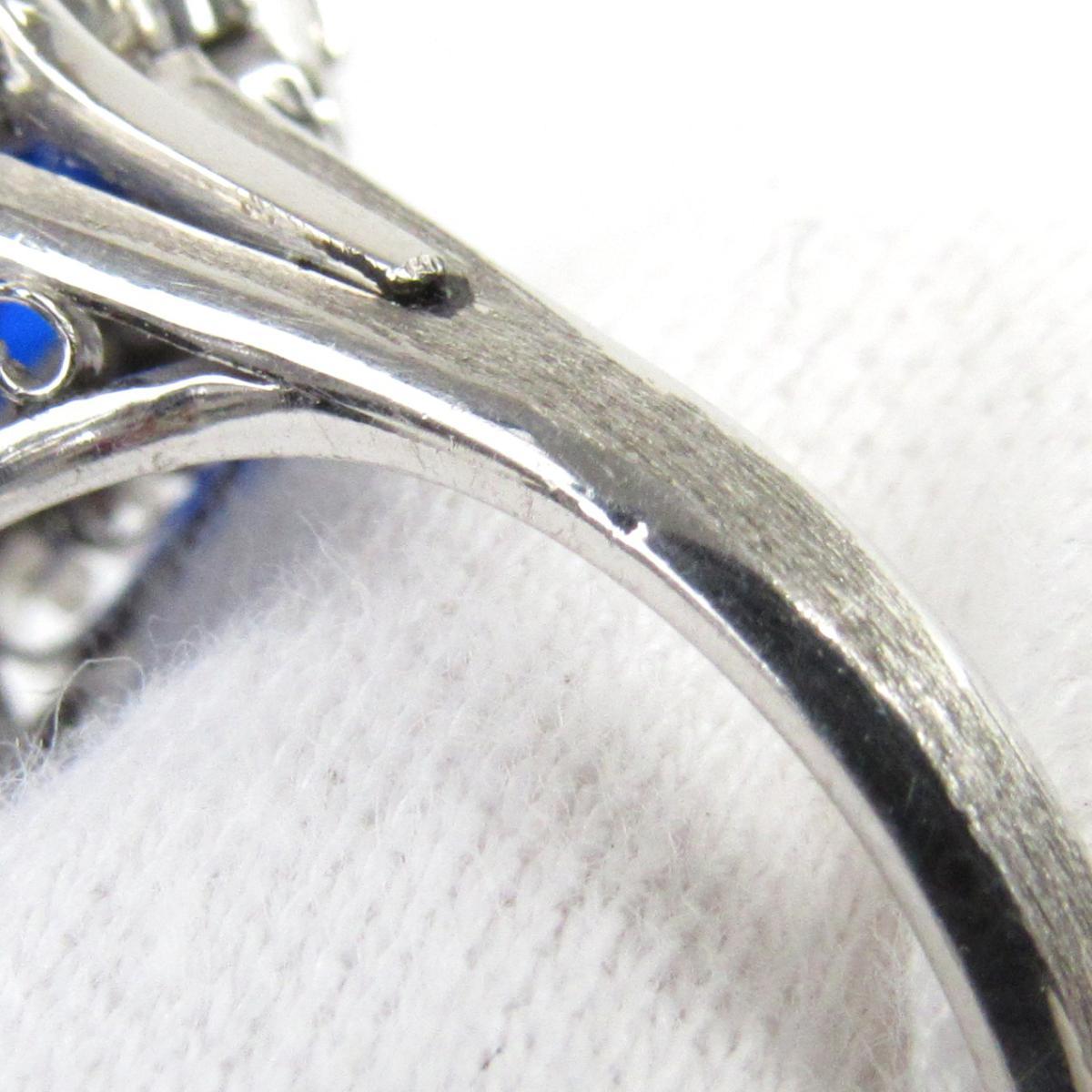 ジュエリー カラーストーン リング 指輪 レディース PT900 プラチナ x石目なしJEWELRY BRANDOFuwXTOiklPZ