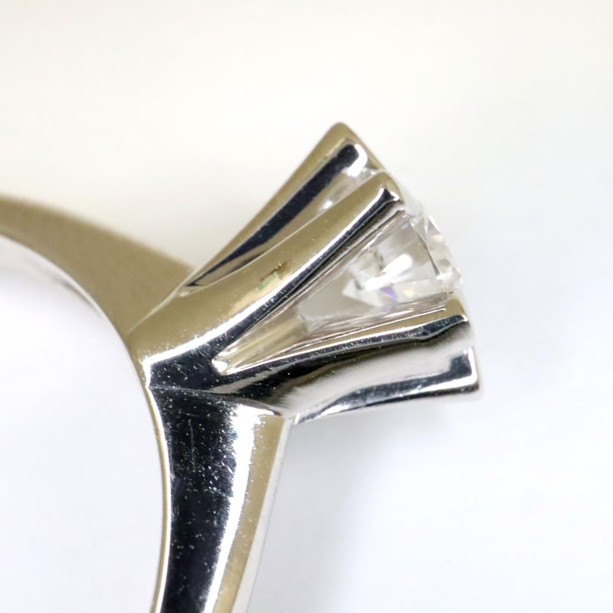 ジュエリー ダイヤモンド リング 指輪 レディース PT900 プラチナ x0 29ctクリアー シルバーJEWELRY BRANDOFF ブランドオフ ブランド アクセサリー9EHIWD2eY