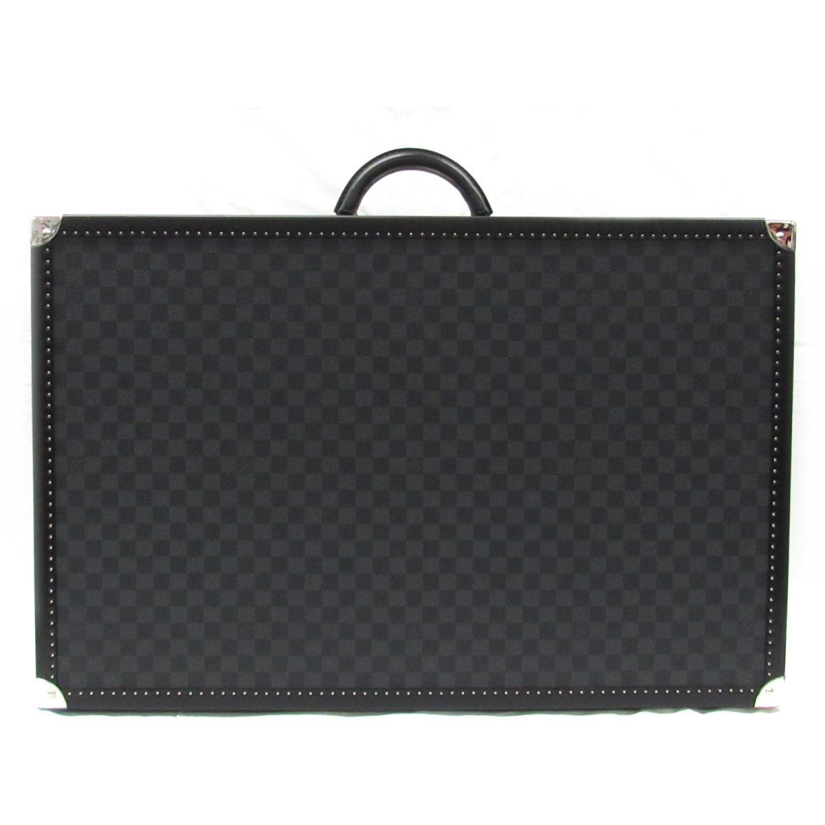【中古】 ルイヴィトン アルゼール75 旅行バッグ レディース ダミエ・グラフィット (N48192)   LOUIS VUITTON BRANDOFF ブランドオフ ヴィトン ルイ・ヴィトン ブランド ブランドバッグ バッグ ビジネスバッグ ハンドバッグ