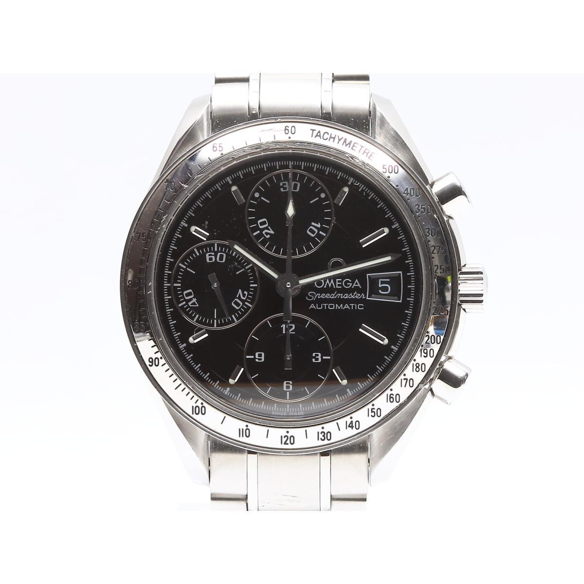 ≪期間限定≫メルマガ登録でクーポンGET! 【中古】 オメガ スピードマスター ウォッチ 腕時計 メンズ ステンレススチール (SS) (351350) | OMEGA BRANDOFF ブランドオフ ブランド ブランド時計 ブランド腕時計 時計
