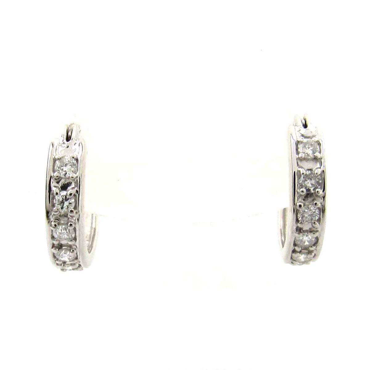 ジュエリー ダイヤモンド ピアス レディース PT900 プラチナ x ダイヤモンド0.15ct 2 | JEWELRY BRANDOFF ブランドオフ ブランド アクセサリー