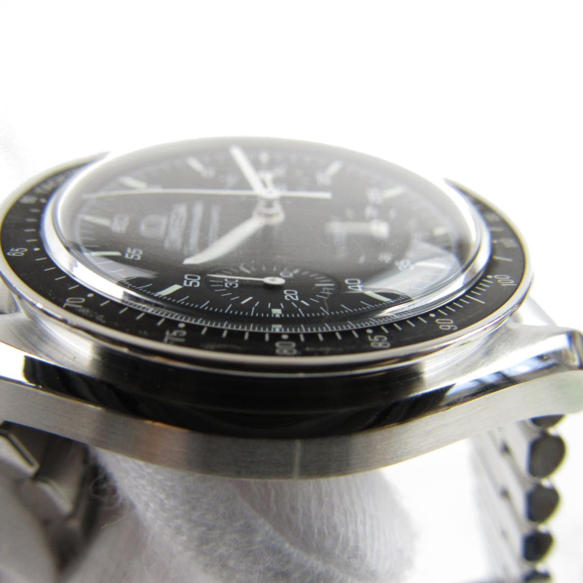 オメガ スピードマスター ウォッチ 腕時計 メンズ ステンレススチールSS3510 50OMEGA BRANDOFF ブランドオフ ブランド ブランド時計 ブランド腕時計 時計ID29HWYE