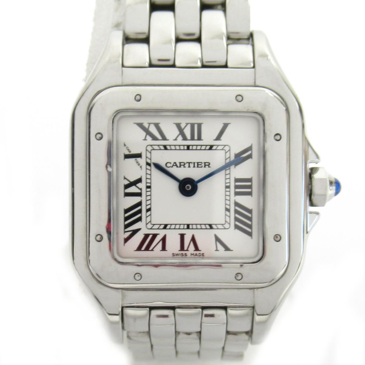 【中古】 カルティエ パンテールSM ウォッチ 腕時計 レディース ステンレススチール (SS) (WSPN006) | Cartier BRANDOFF ブランドオフ ブランド ブランド時計 ブランド腕時計 時計