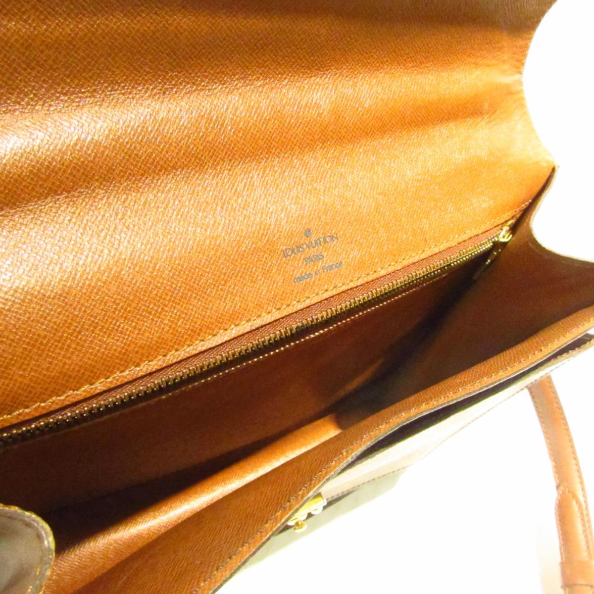 ルイヴィトン モンソー28 ショルダーバッグ レディースモノグラムM51185WdrCoxBe