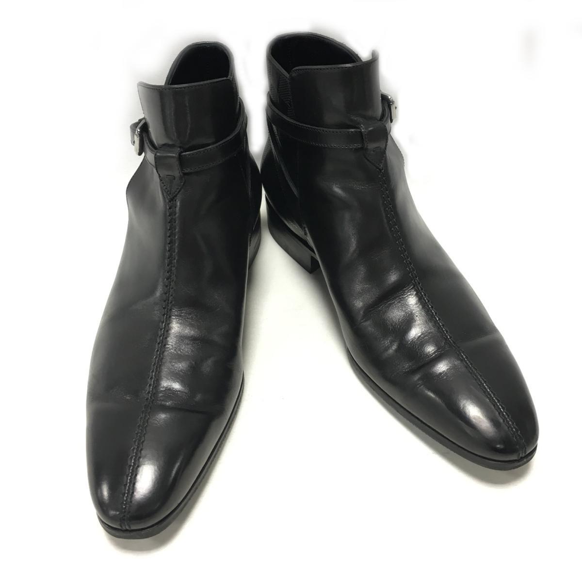 【中古】 ルイヴィトン ブーツ 靴 メンズ レザー | LOUIS VUITTON BRANDOFF ブランドオフ ヴィトン ビトン ルイ・ヴィトン ブランド シューズ クツ