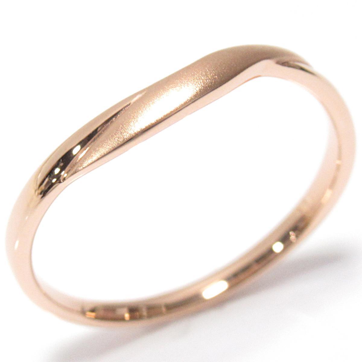 【中古】 ジュエリー デザインリング 指輪 メンズ レディース K18PG (750) ピンクゴールド | JEWELRY BRANDOFF ブランドオフ ブランド アクセサリー リング